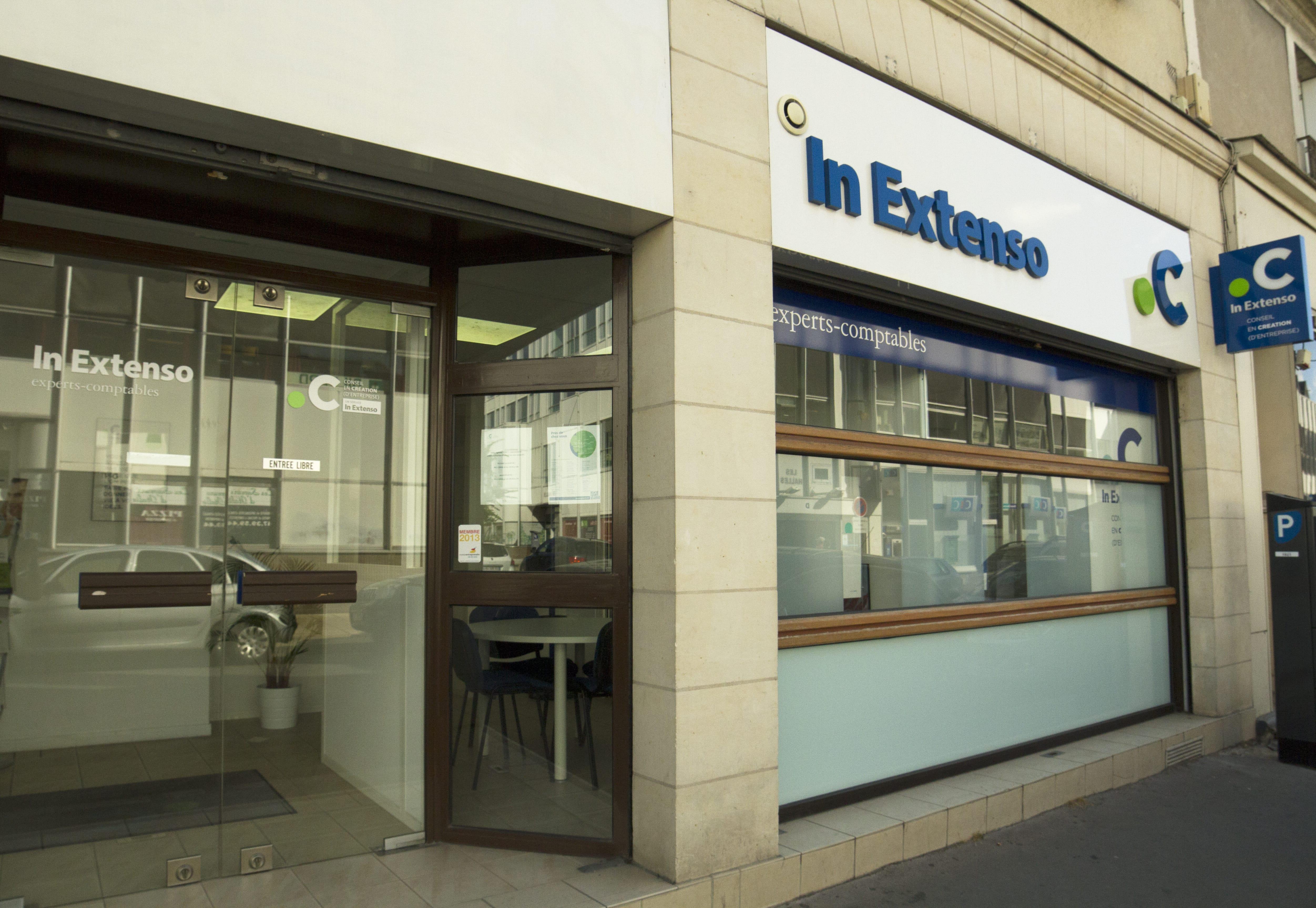 IN EXTENSO experts-comptables | Les Halles de Tours