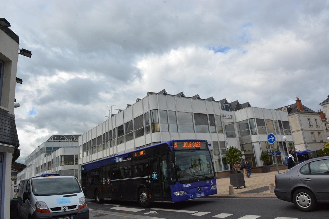 Projet du futur Quartier des Halles : les commerçants très actifs.
